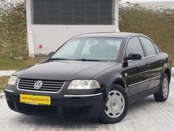 Volkswagen Passat B5, 2004 г.