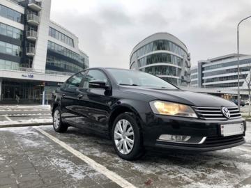 Volkswagen Passat B7, 2014 г.