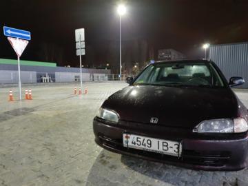Honda Civic V, 1992 г.