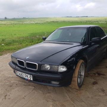 BMW 7 серия E38, 1997 г.