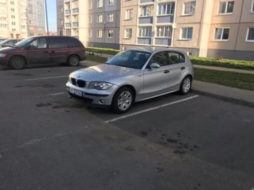 BMW 1 серия E81, E82, E88, E87, 2005 г.
