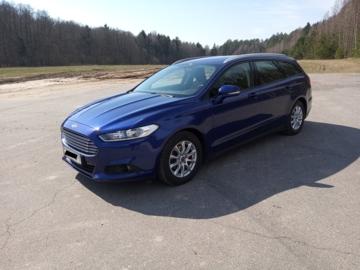Ford Mondeo V, 2016 г.