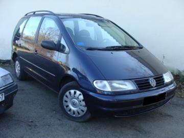 Volkswagen Sharan I, 1996 г.