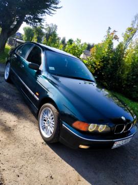 BMW 5 серия E39, 1998 г.