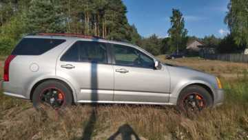Cadillac SRX I, 2004 г.