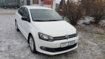 Volkswagen Polo Sedan I, 2014 г.