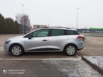 Renault Clio IV, 2015 г.