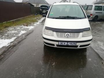 Volkswagen Sharan I · Рестайлинг, 2000 г.
