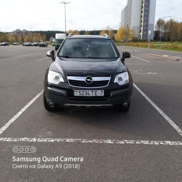 Opel Antara I, 2008 г.