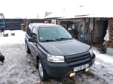 Land Rover Freelander I, 2002 г.