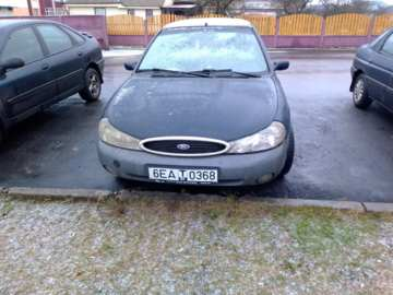 Ford Mondeo II, 1996 г.