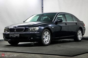 BMW 7 серия E66 (Long), 2006 г.