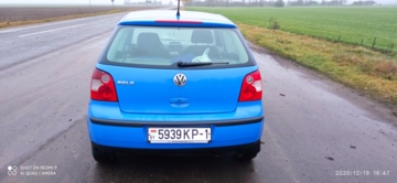 Volkswagen Polo IV, 2005 г.