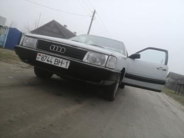 Audi 100 С3, 1984 г.