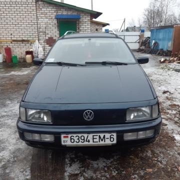 Volkswagen Passat B3, 1993 г.