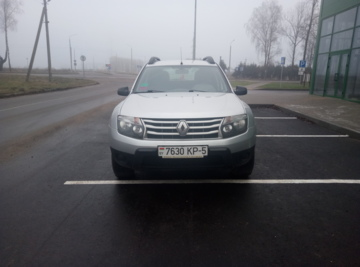 Renault Duster I, 2015 г.