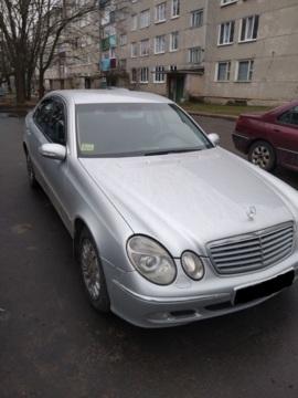Mercedes-Benz E-Класс W211, S211, 2002 г.