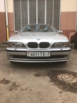 BMW 5 серия E39, 2003 г.