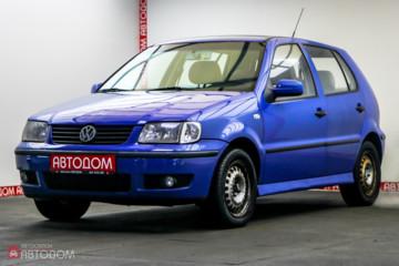 Volkswagen Polo III · Рестайлинг, 2001 г.