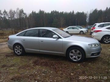 Audi A6 C6, 2009 г.