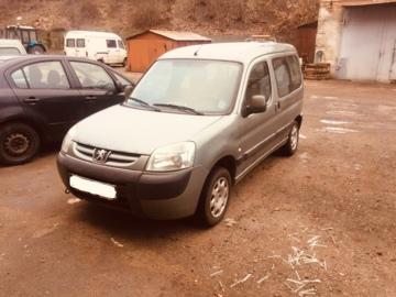 Peugeot Partner Origin · Рестайлинг, 2002 г.