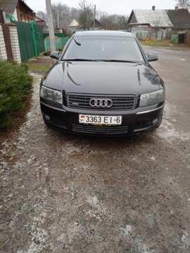 Audi A8 D3, 2004 г.