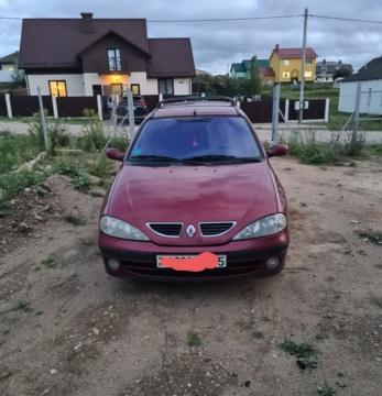 Renault Megane I, 2000 г.