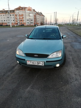 Ford Mondeo III, 2000 г.