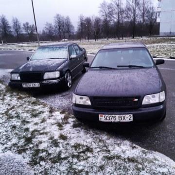 Audi A6 C4, 1997 г.