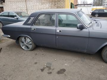 ГАЗ 24 10, 1988 г.