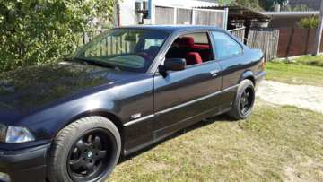 BMW 3 серия E36, 1996 г.