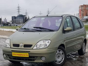 Renault Scenic I · Рестайлинг, 2002 г.