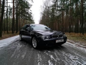 BMW 7 серия E65, 2002 г.