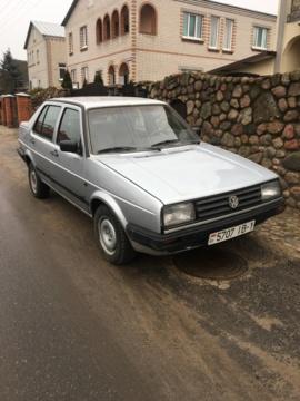 Volkswagen Jetta II, 1987г.