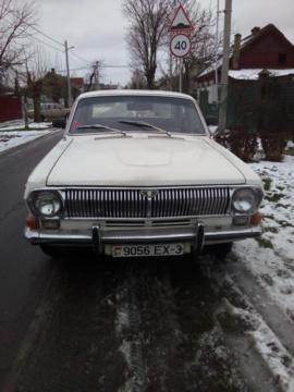 ГАЗ 24 2 серия, 1983 г.