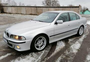 BMW 5 серия E39, 1999 г.