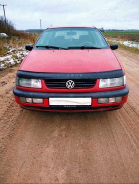 Volkswagen Passat B4, 1994 г.