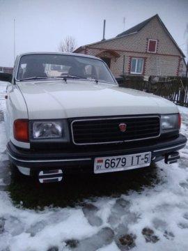 ГАЗ 31029, 1997 г.