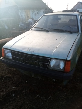 Opel Kadett E, 1985 г.