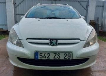 Peugeot 307 I, 2002 г.