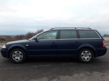 Volkswagen Passat B5, 2001 г.