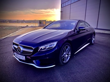 Mercedes-Benz S-Класс W222, C217, A217, 2015 г.