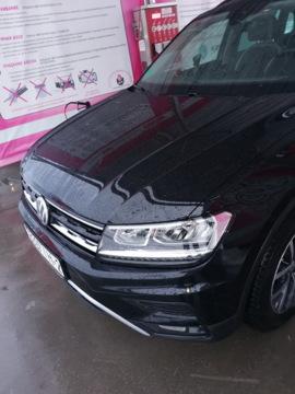 Volkswagen Tiguan II, 2019 г.