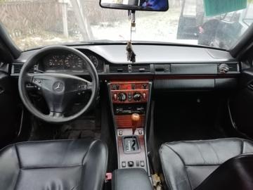 Mercedes-Benz E-Класс W124, S124, C124, A124, 1989 г.