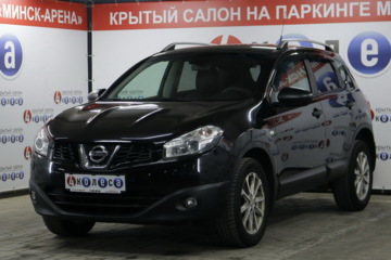 Nissan Qashqai I · Рестайлинг, 2012 г.