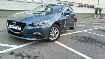 Mazda 3 BM, 2016 г.