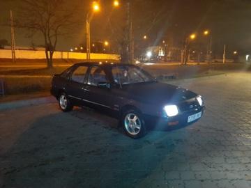 Ford Sierra I, 1985 г.