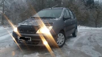 Renault Scenic I · Рестайлинг, 1999 г.