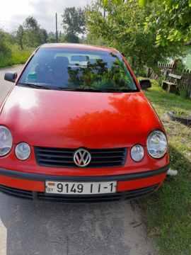 Volkswagen Polo IV, 2002 г.