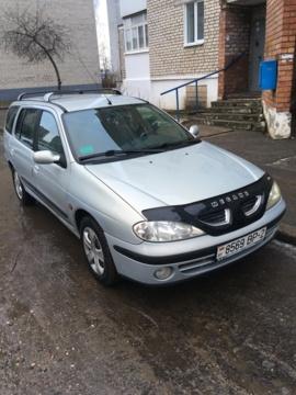 Renault Megane I, 2002 г.